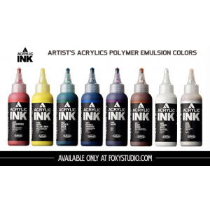 Holbein Acrylic Inks - Paint Sets